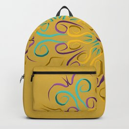 Stronger (Ocre) Backpack