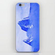 Two mountains. iPhone & iPod Skin