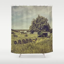 Drogomil Shower Curtain
