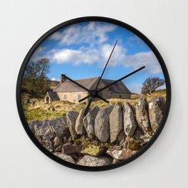Ancient Welsh Church Wall Clock