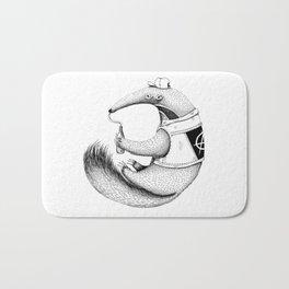 ant-eater Bath Mat