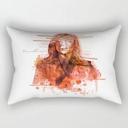 The Blacklist - Elizabeth Keen Rectangular Pillow