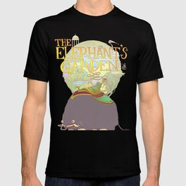 The Elephant's Garden - Version 2 T-shirt