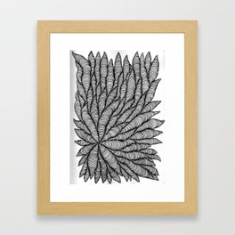 Bugging Out Framed Art Print