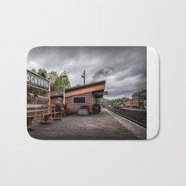Bridgnorth Railway Station Bath Mat