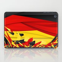 germany iPad Cases featuring Germany by Danny Ivan