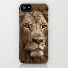 Leo The Beast  iPhone Case