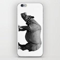 Bored Rhino iPhone & iPod Skin