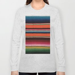 BEAUTIFUL MEXICAN SERAPE Long Sleeve T-shirt