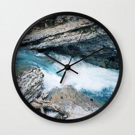 Be Like Water... Wall Clock