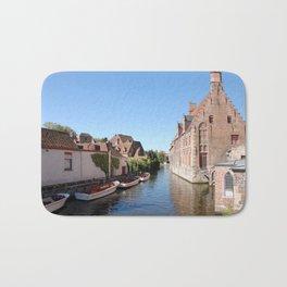 Beautiful Brugge Bath Mat