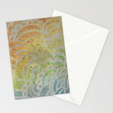 Drawing Meditation: Stencil 1 - Print 7 Stationery Cards