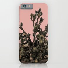 pink joshua tree iPhone 6s Slim Case