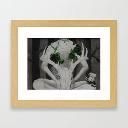 Derelict Framed Art Print