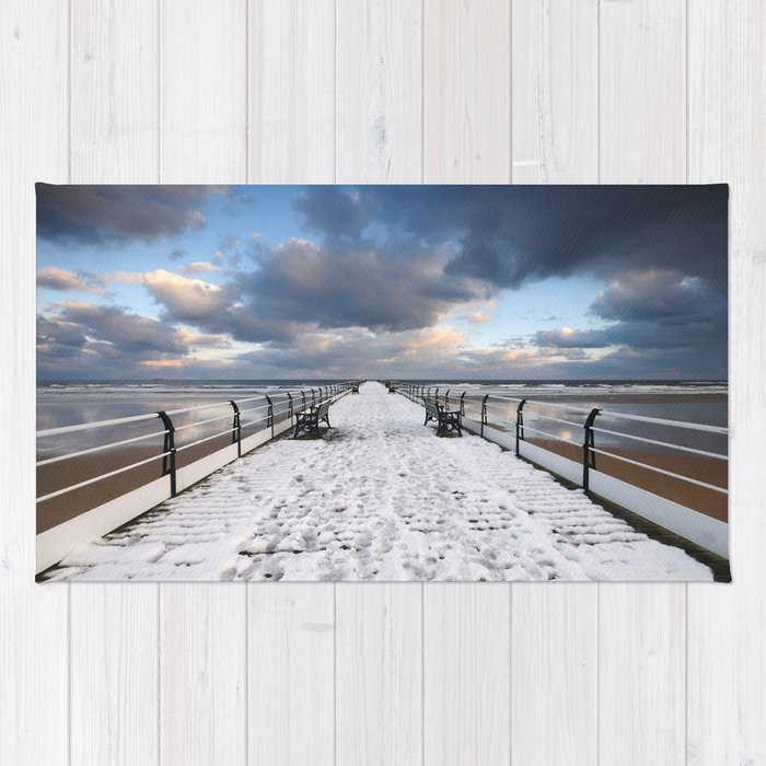 Saltburn by the Sea Rug