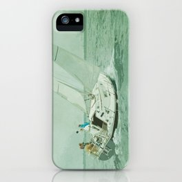 Sail iPhone Case