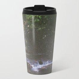 Hidden jungle waterfalls Travel Mug