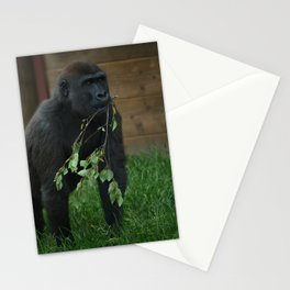 Lope The Gorilla Stationery Cards