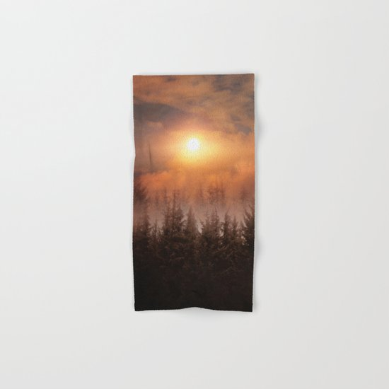 A new beginning IX Hand & Bath Towel
