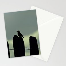 Sittting on the Fence Stationery Cards