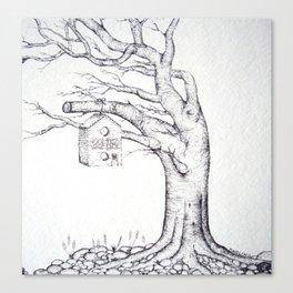 Homemade Canvas Print