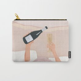 Morning Wine Carry-All Pouch