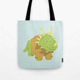 StyraCOATsaurus Tote Bag