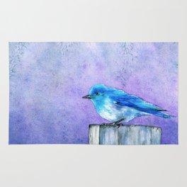 Bluebird Bliss Rug