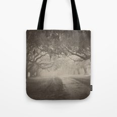 Avenue of Oaks Tote Bag