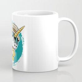 Guitar Unicorn - Guitarist Musician Magic Horse Coffee Mug