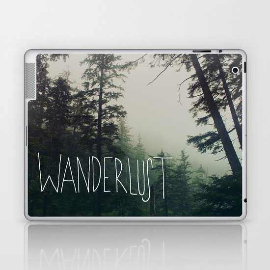Wanderlust: Oswald West, Oregon Laptop & iPad Skin