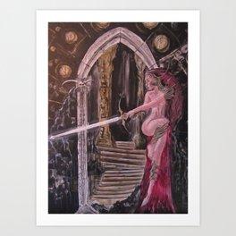 Daemonica Art Print