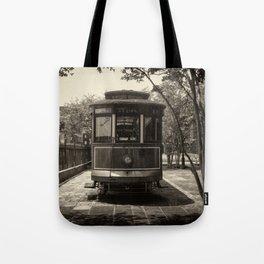 Streetcar Named Desire - New Orleans 1988 Tote Bag