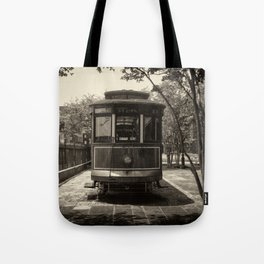Streetcar Named Desire - New Orleans 1988 Tote Bag