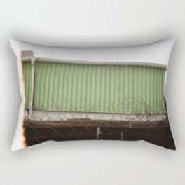 woodstock security Rectangular Pillow