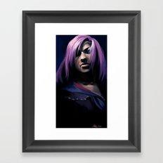 Nymphadora Tonks Framed Art Print