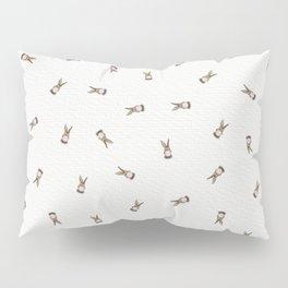 Bubble Gum Bunny Pillow Sham