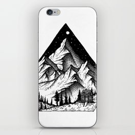 Cabin iPhone Skin