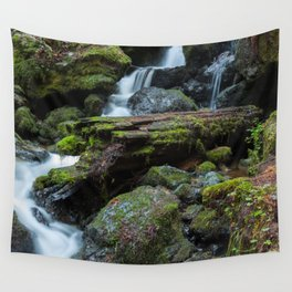 Separate But One Wall Tapestry