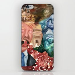 Bad Government iPhone Skin