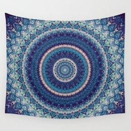 Mandala 477 Wall Tapestry