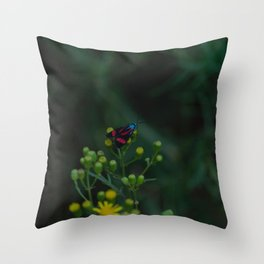 Flower photography by Gabriel Throw Pillow