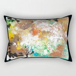 Elbow Falls  Rectangular Pillow