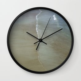 Tidal Reflections Wall Clock