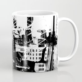Subway City Coffee Mug