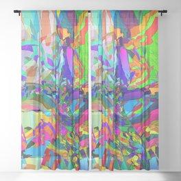 Twister Sheer Curtain