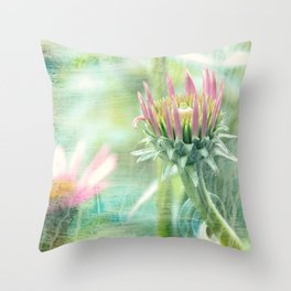 Wildflower Dream Throw Pillow