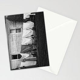 Amish Laundry Stationery Cards