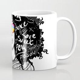 urban woman Coffee Mug