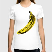 banana T-shirts featuring Banana by June Chang Studio